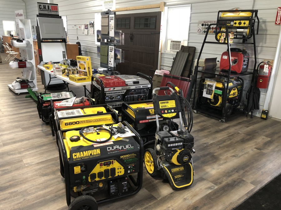 Grabers Oak Flooring Inc Generators